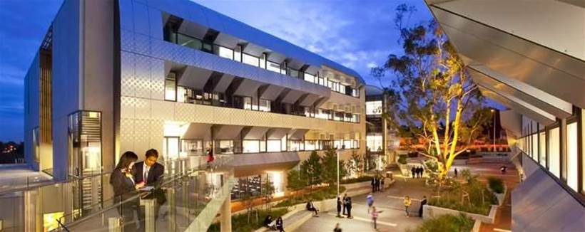 Deakin University uses IoT to enhance student life