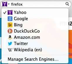 Mozilla dumps Google for Yahoo as default search