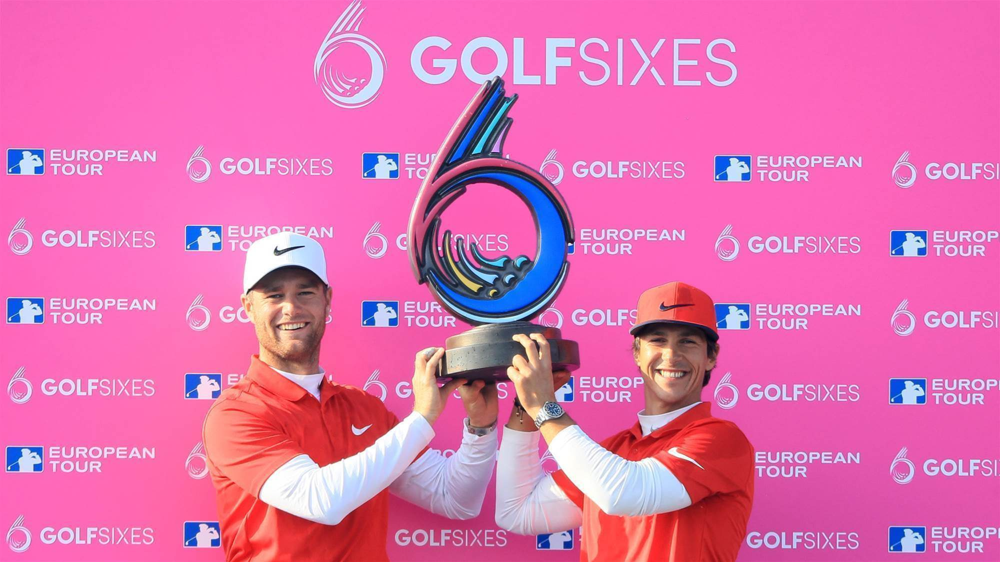 EURO TOUR: Great Danes triumph in inaugural GolfSixes