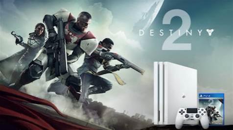 Destiny 2 PS4 Bundle on sale now