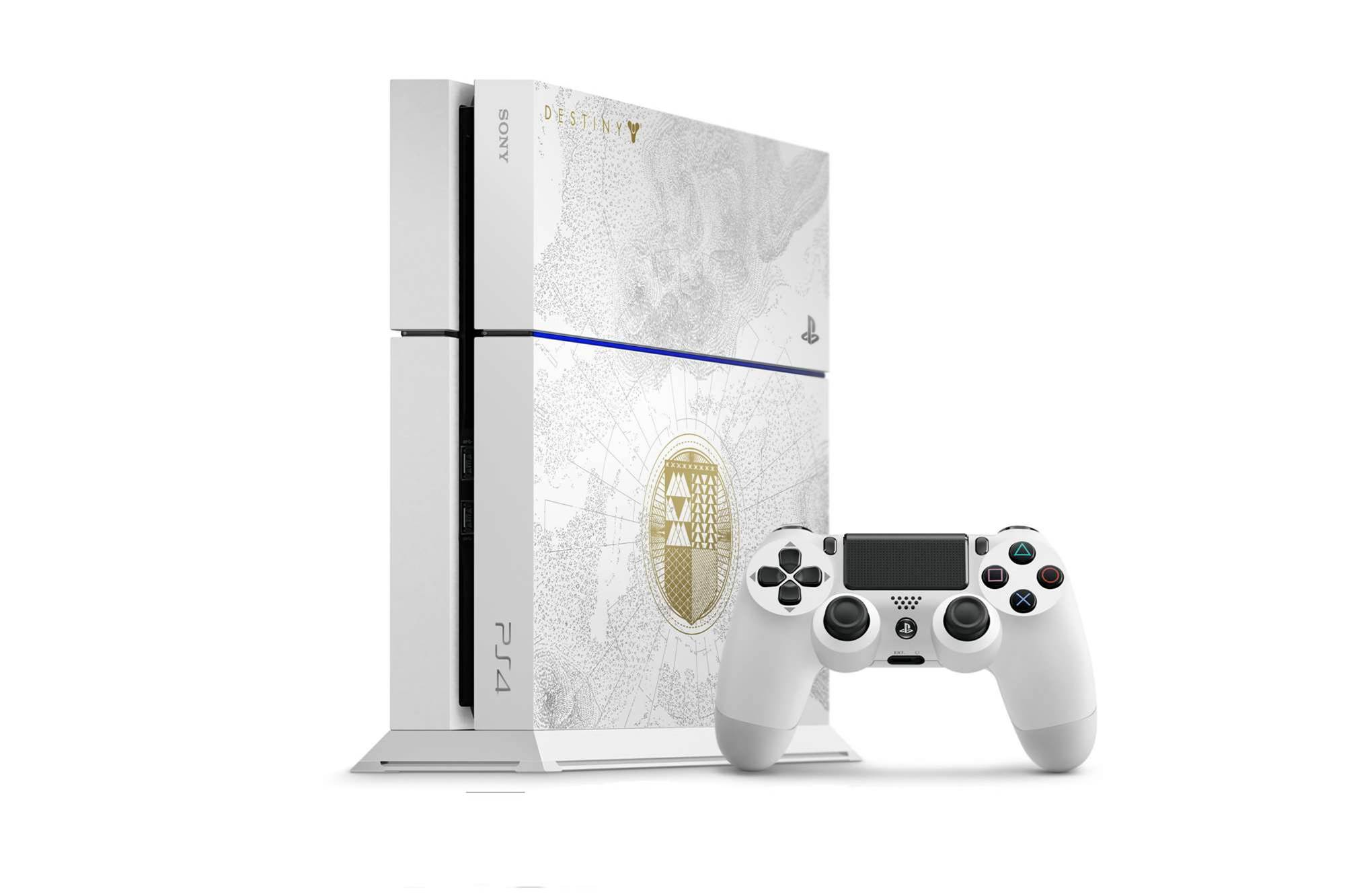 Destiny PS4 bundle details