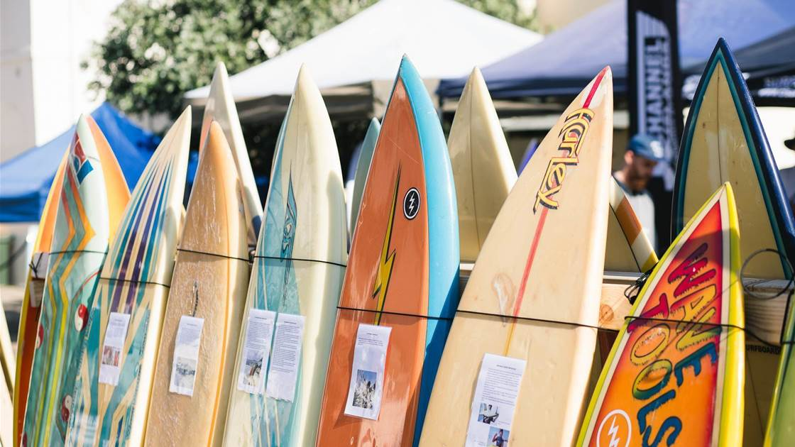 The Board Collectors Surf and Swap
