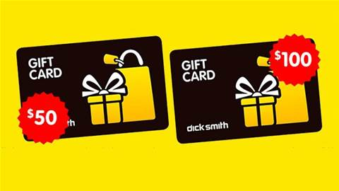 Are you stuck with Dick Smith gift cards?