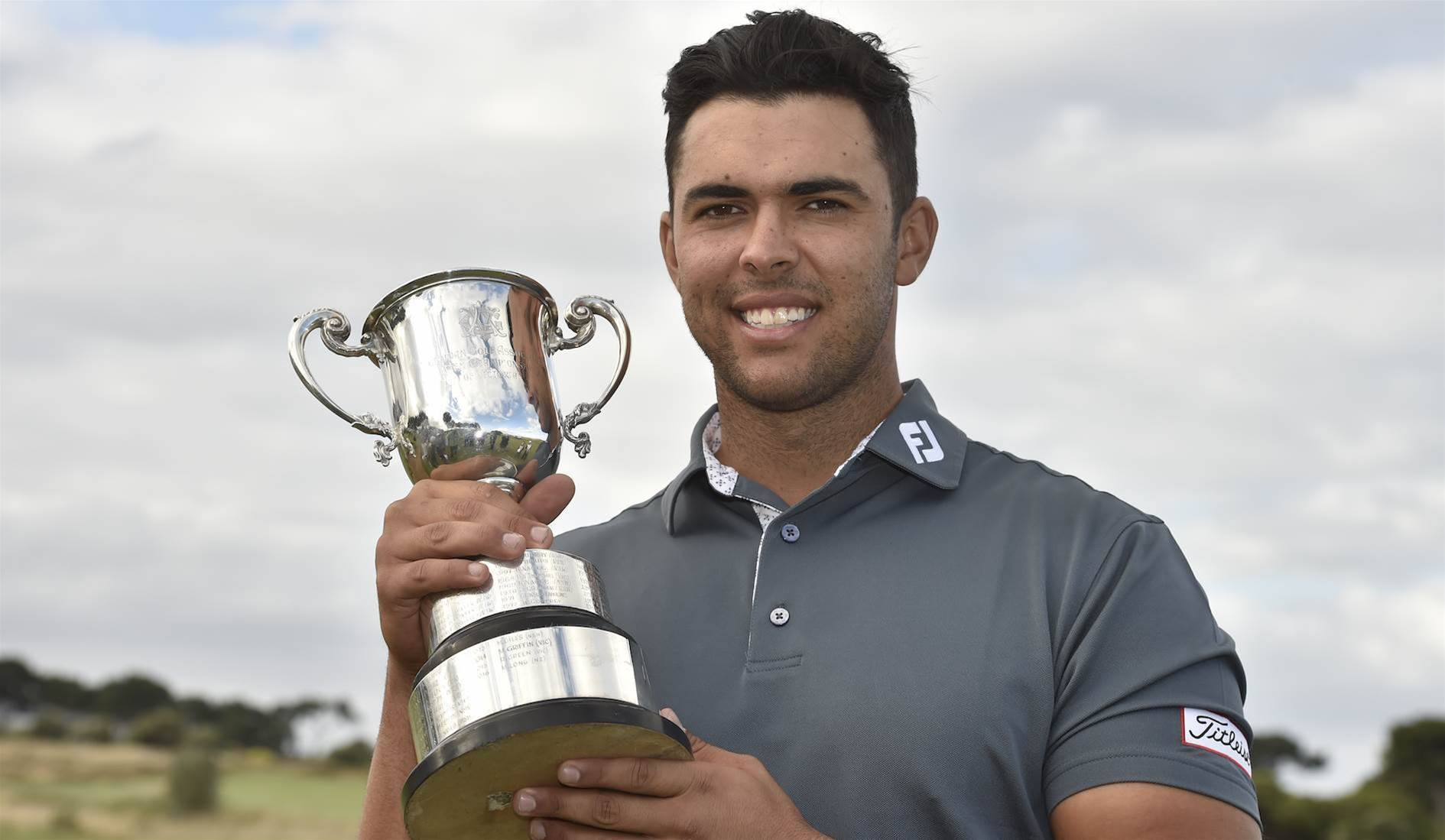 VIC OPEN: Hard work pays off for Papadatos