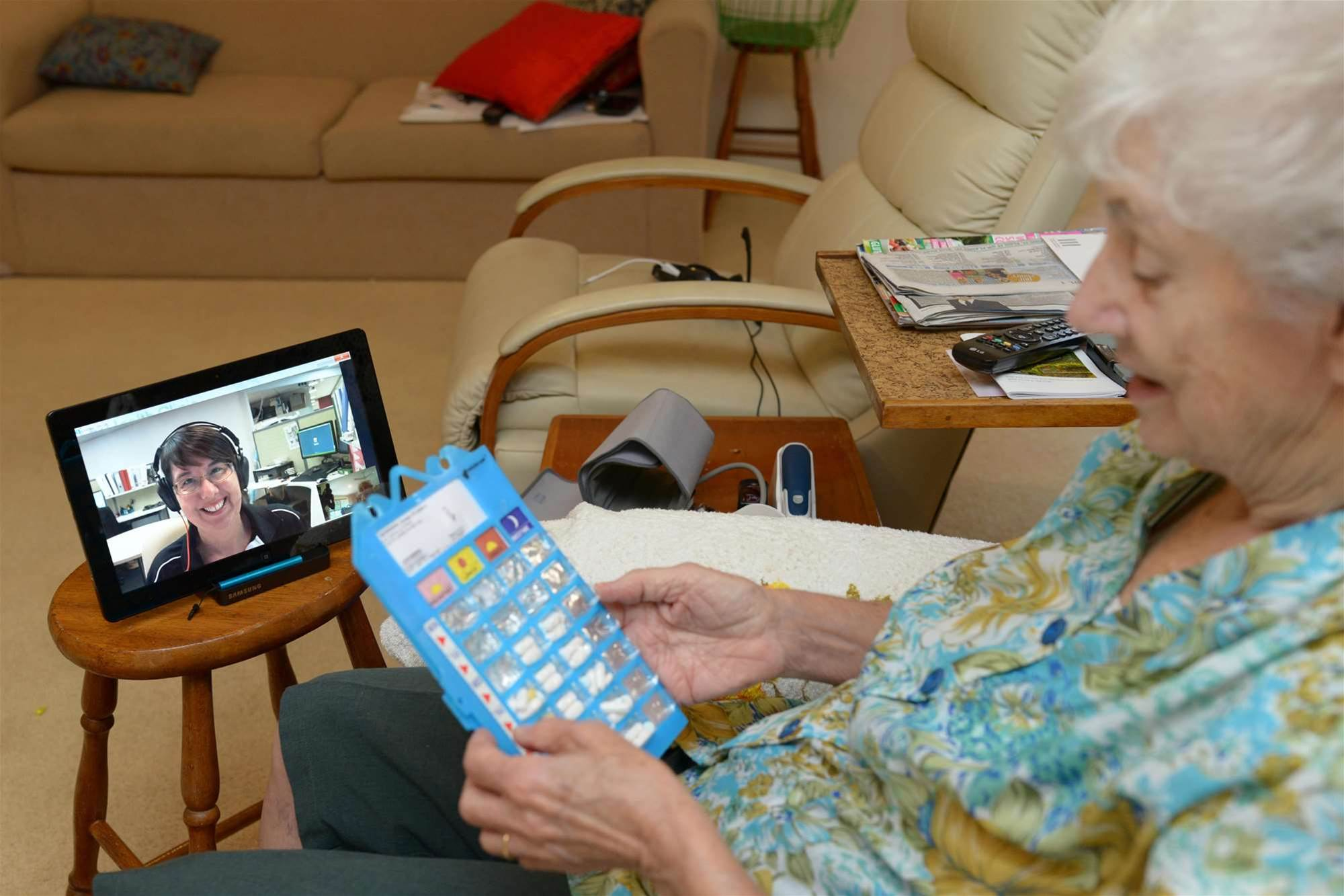 Feros Care wins new funding for telehealth rollout