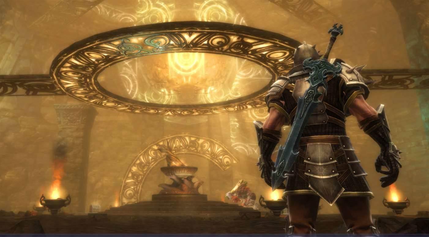 New Kingdoms of Amalur: Reckoning trailer