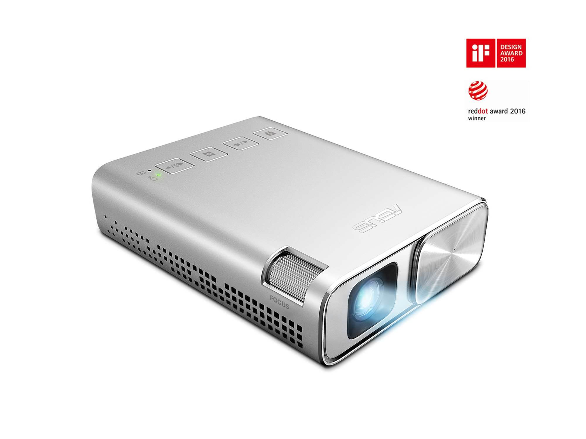 Asus reveals new palm-sized ZenBeam E1 projector