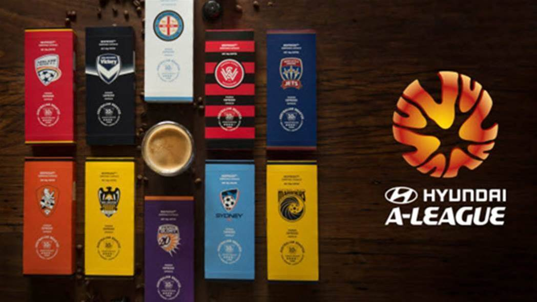Your A-League espresso collection