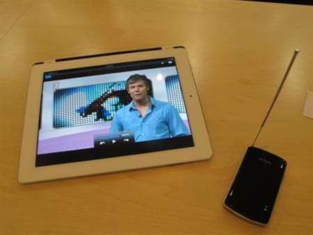 Elgato tivizen turns your iPad 2 into a TV