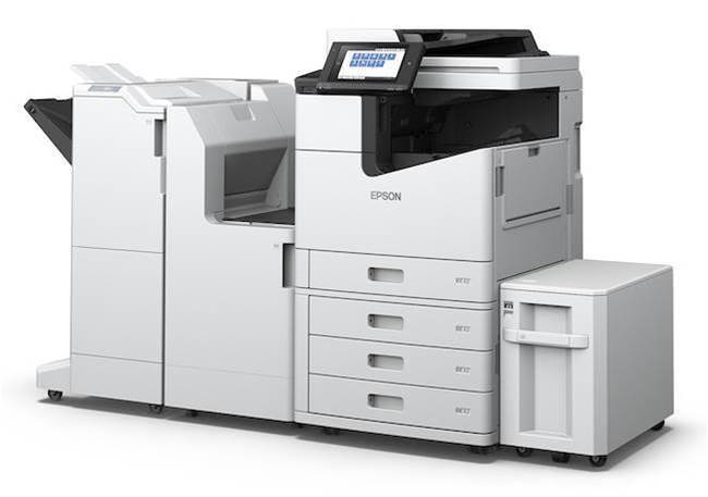 Epson's 100ppm inkjet coming soon