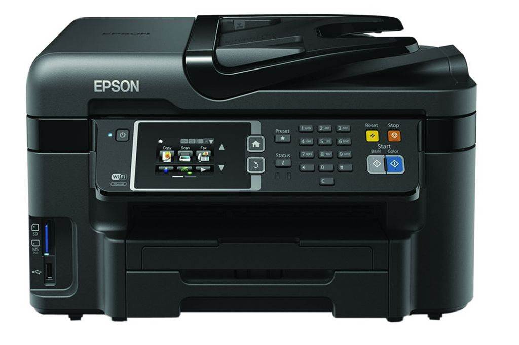 Review: Epson WorkForce WF-3620