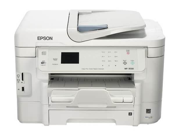 Epson's WorkForce WF-3530 inkjet printer reviewed