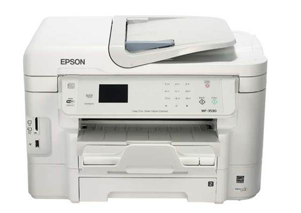 Epson's WorkForce WF-3530 inkjet printer reviewed