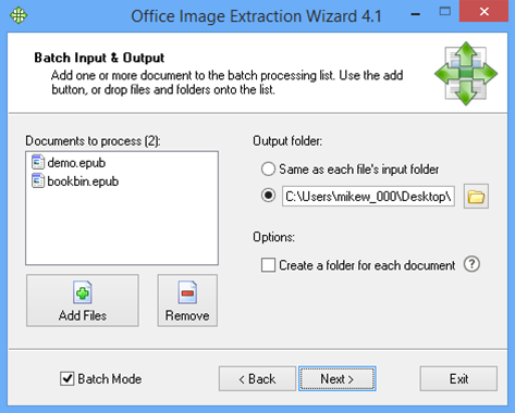 Office Image Extraction Wizard goes open source