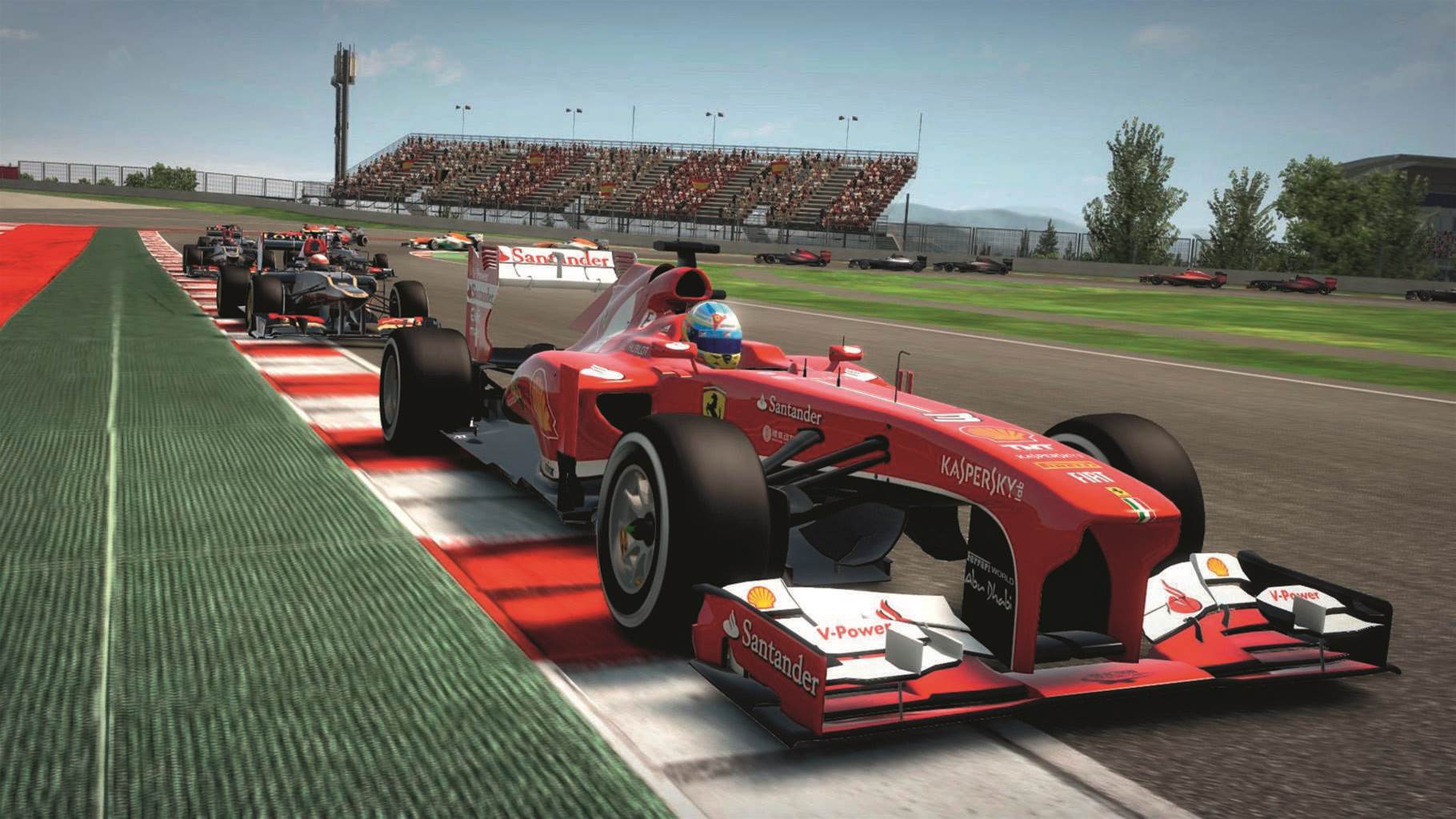 Review: F1 2013