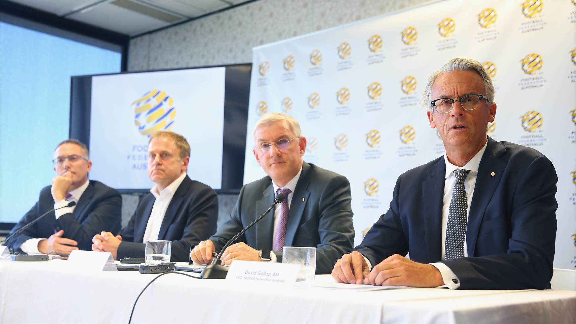 FFA: Foxtel will have say on expansion