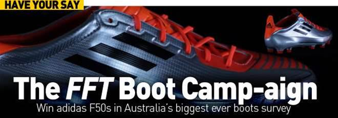 The FFT Boot Camp-aign