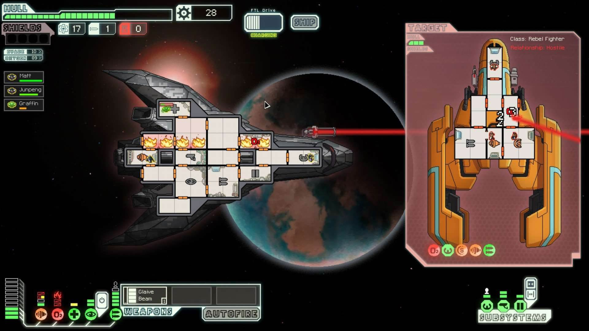 FTL - Faster Than Light review