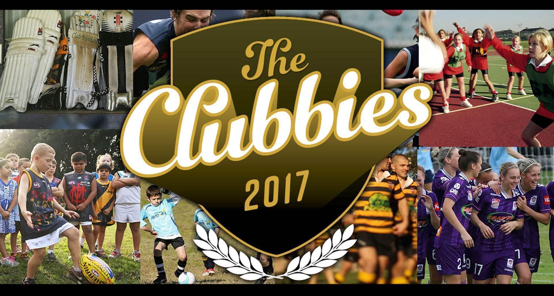 Clubbies winners announcement