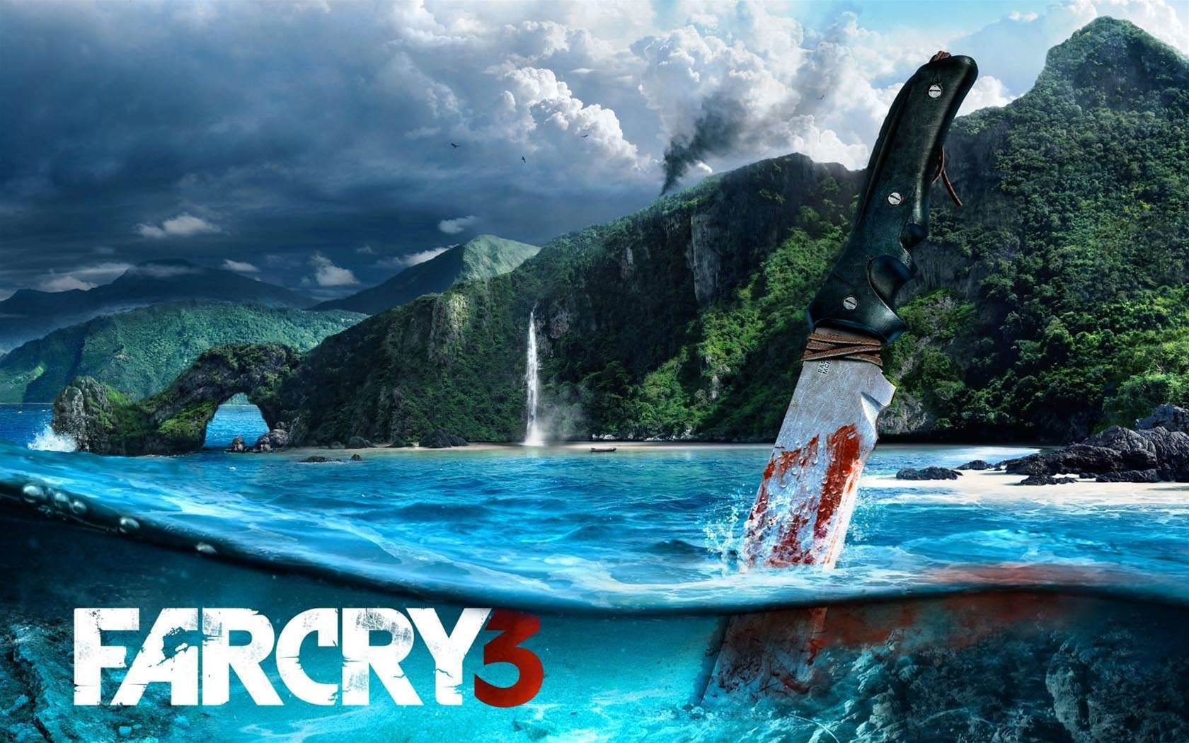 New Far Cry 3 CGI trailer brings the crazies