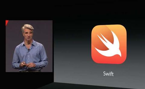 Apple open sources Swift coding language