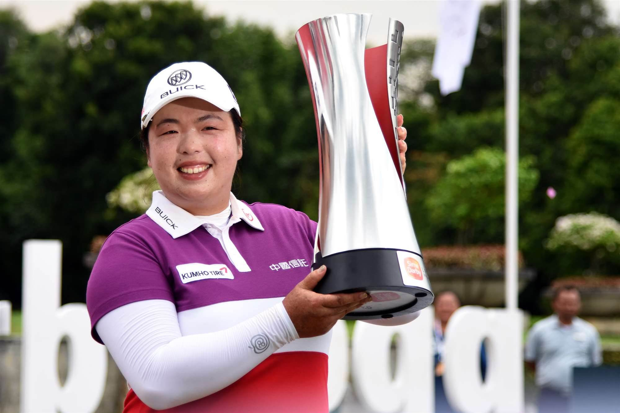LPGA: Feng on the money in Malaysia