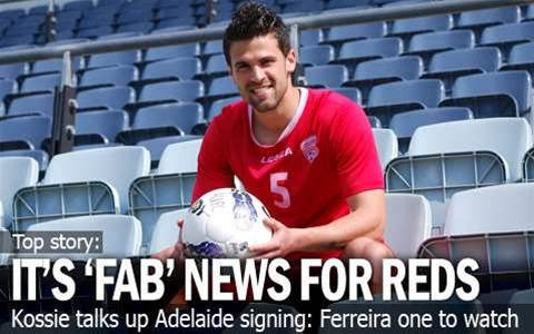 Reds Complete Roster With Ferreira Signing