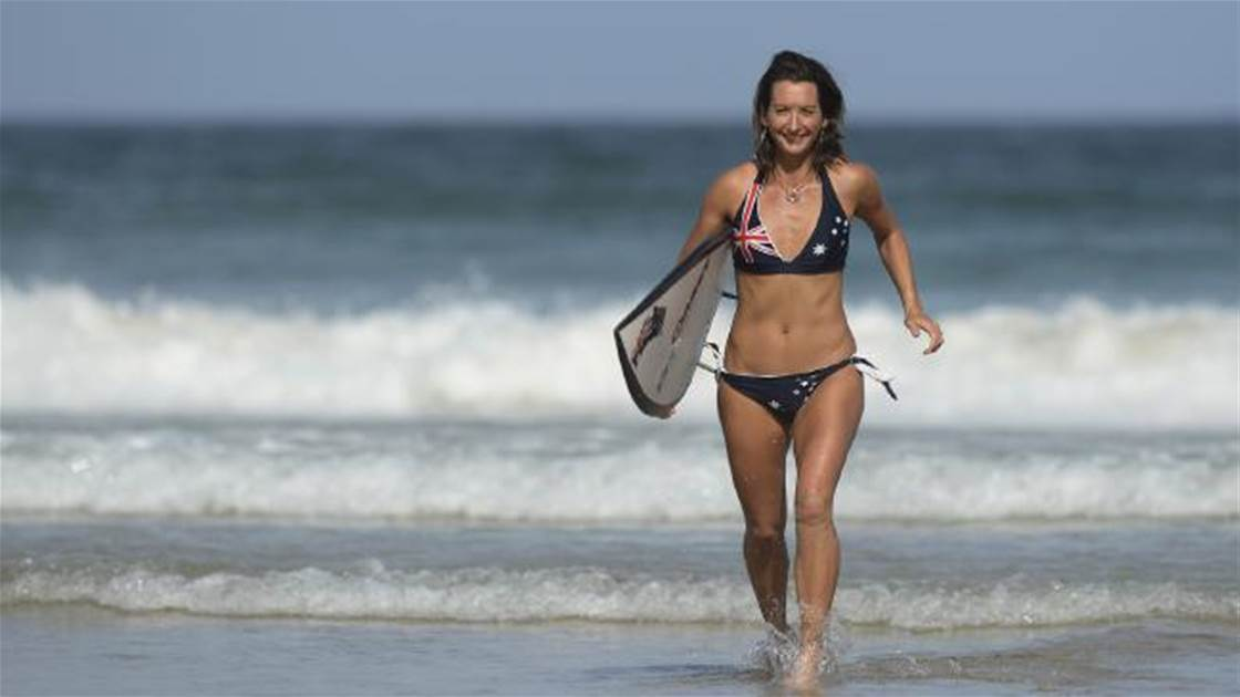 Layne Beachley Is My New Favourite Surfer