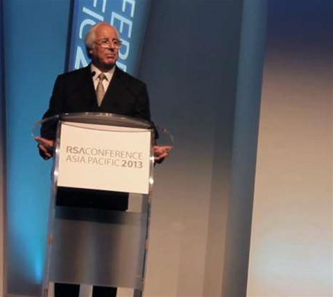 Video: Frank Abagnale closes RSA Asia Pac