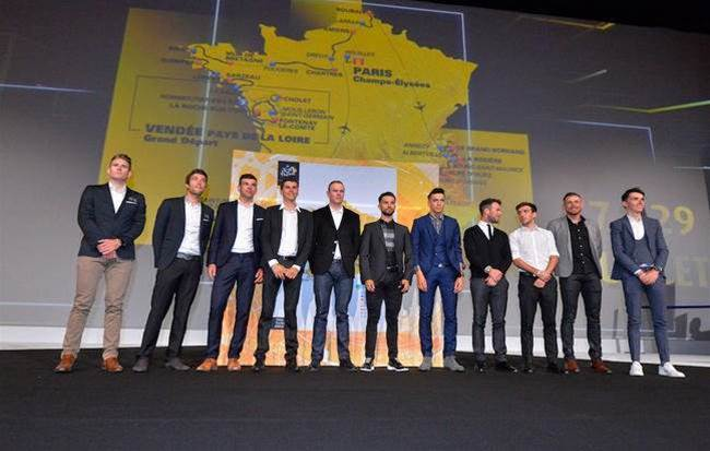 The 2018 Tour de France route might be the best in recent memory
