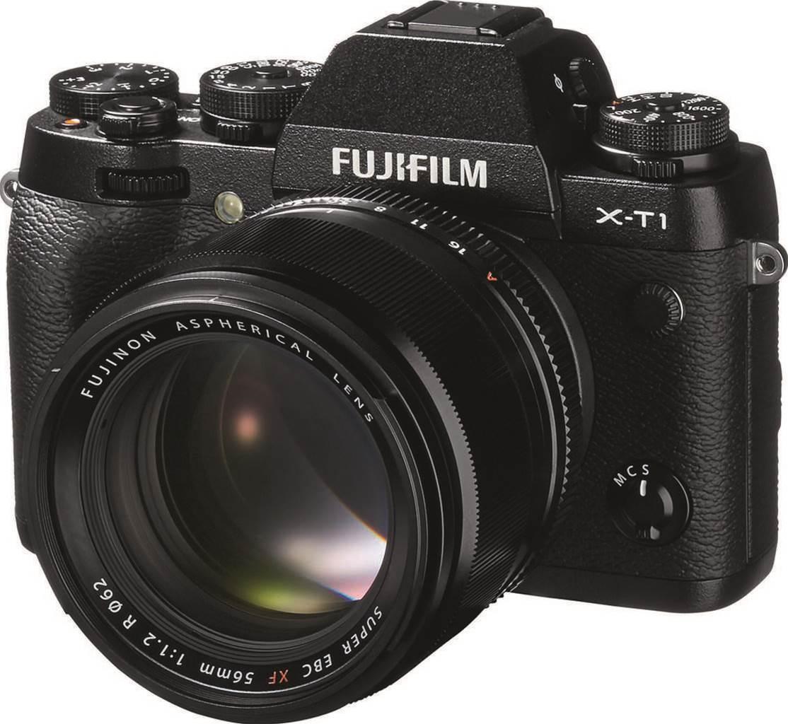 Labs Brief: Fujifilm XT1