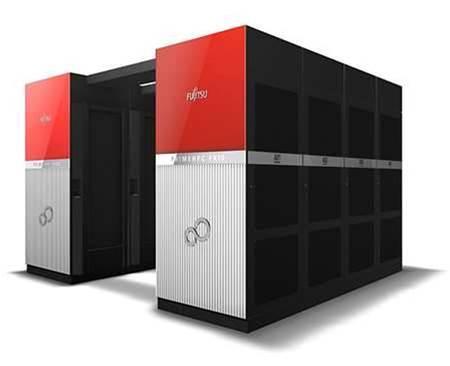 Fujitsu PRIMEHPC FX10 Supercomputer