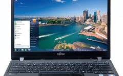 Fujitsu LifeBook SH771 review