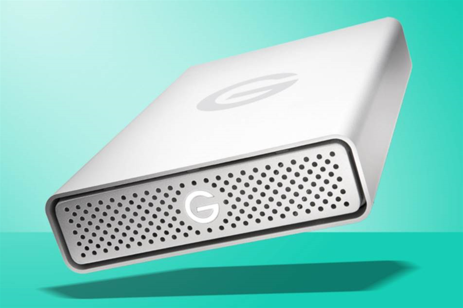G-Drive's USB-C hard drive is the Saturn V of external drives