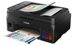 Canon adds to refillable inkjet range with G4600