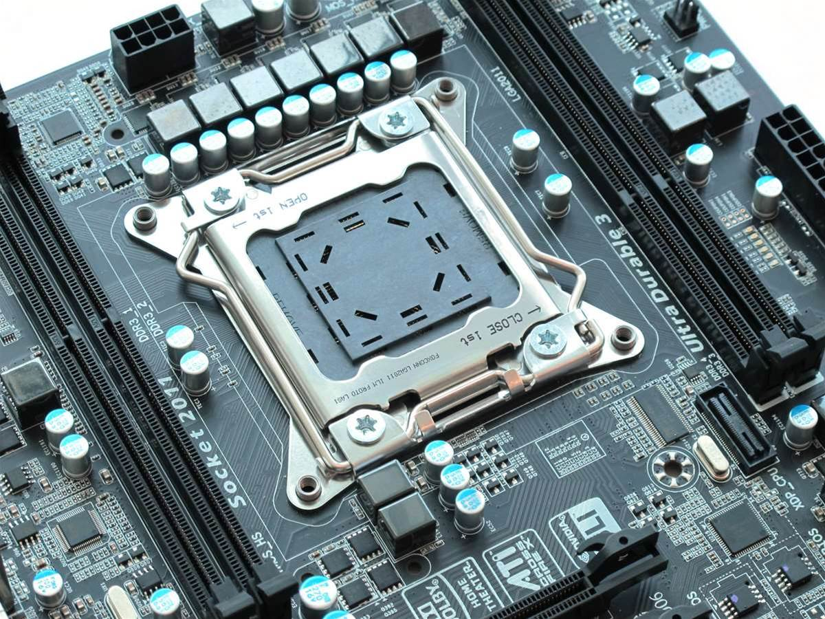 Computex 2011: Gigabyte's future motherboards