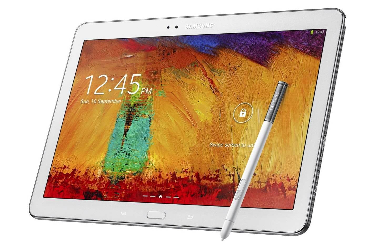 Hands-on preview of the Samsung Galaxy Note 10.1 2014 Edition