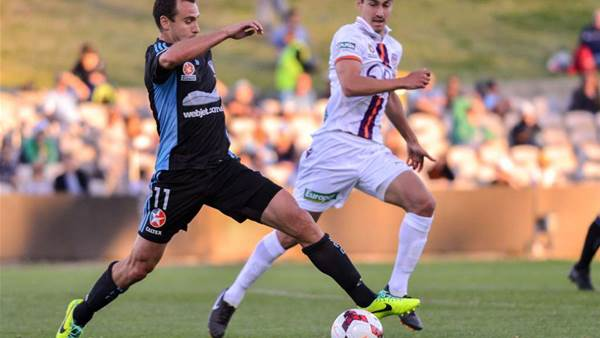 Sydney need more time, says Garcia