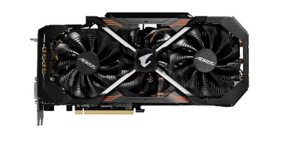 Get a peak at Gigabyte's new GeForce GTX 1080 Ti AORUS Xtreme video card