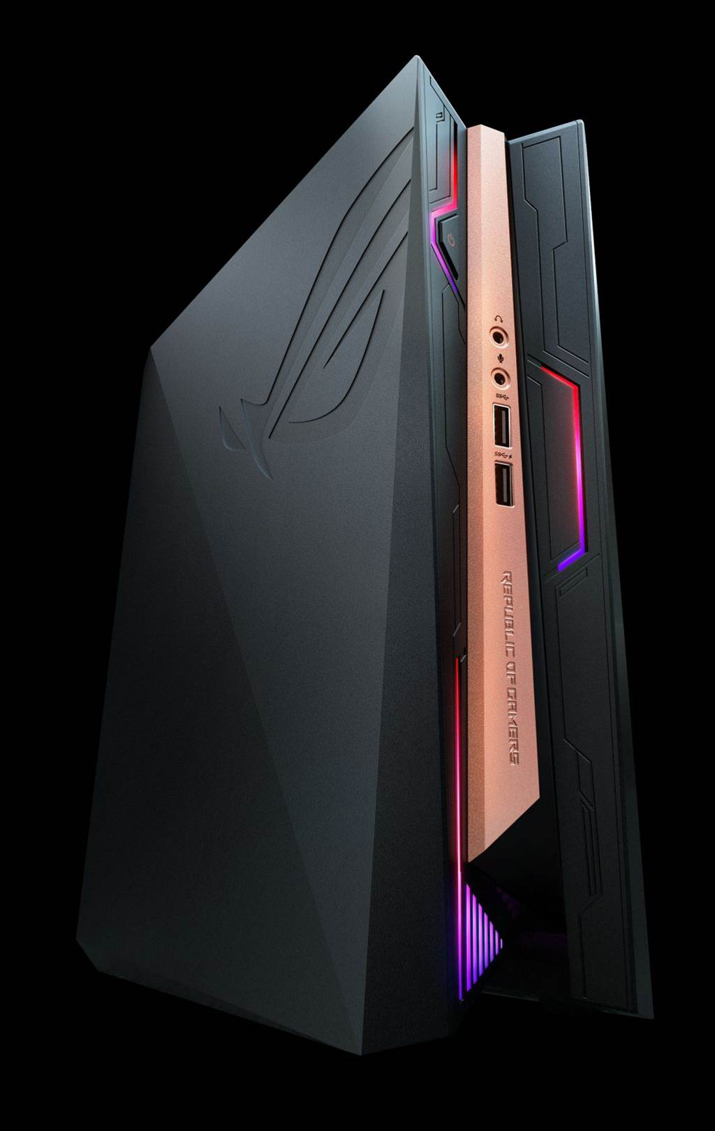 Asus announces ROG GR8 II VR-ready PC