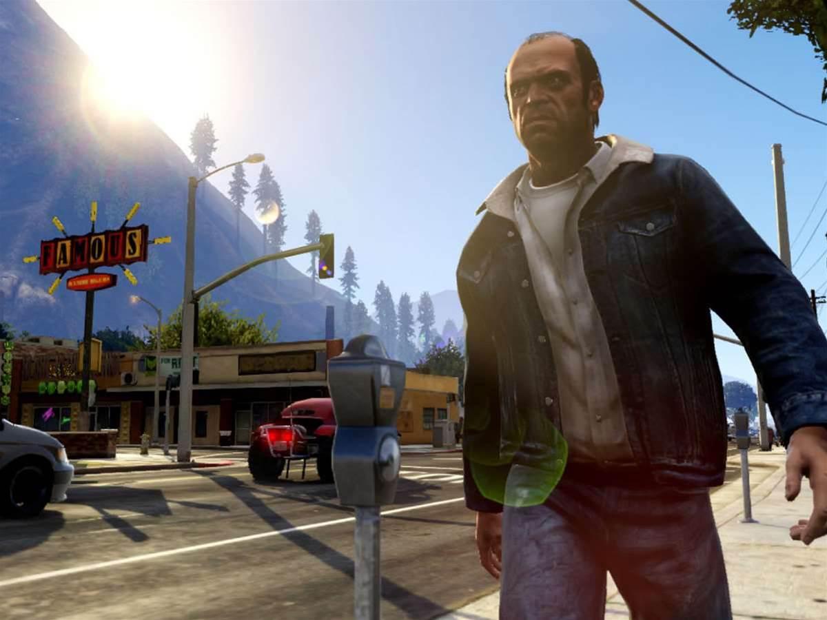 """Rockstar working on """"cutting-edge"""" next-gen engine"""