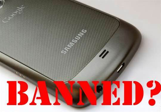 Apple seeks to ban Samsung Galaxy Nexus in the US