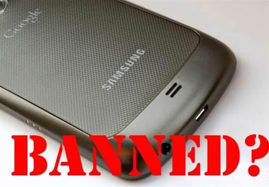 Apple seeks to ban Samsung Galaxy Nexus in the US