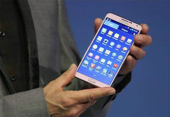 Optus, Vodafone, Telstra plans for the Samsung Galaxy Note 3
