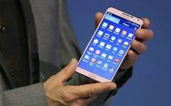 Australian price, sale date for Samsung Galaxy Note 3 announced
