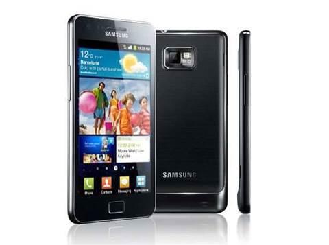 Samsung launches Galaxy S sequel