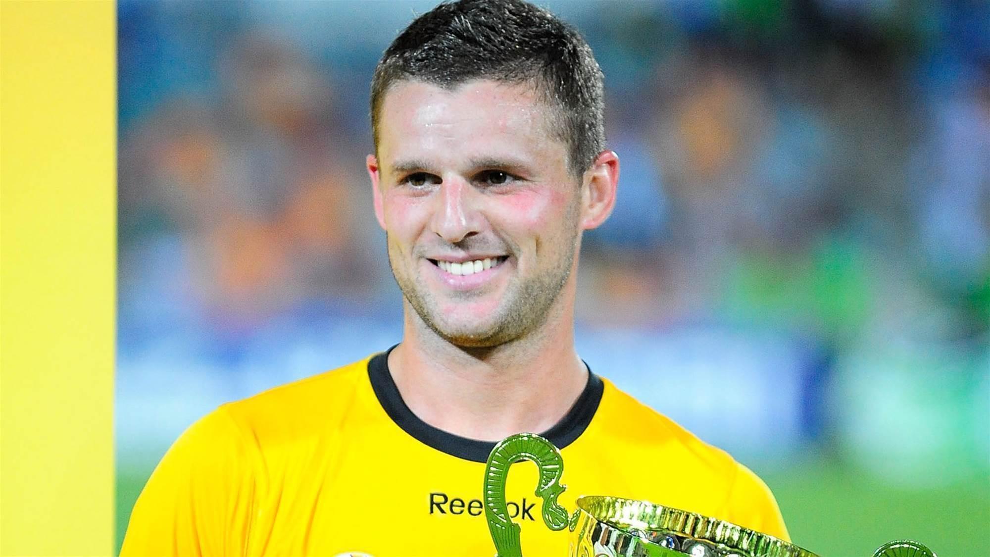 Jason Culina named Sydney United coach