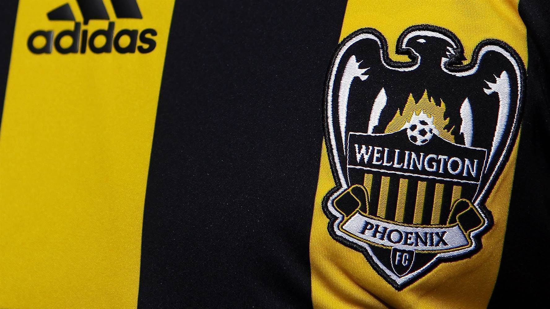 Wellington Phoenix unveil their new logo