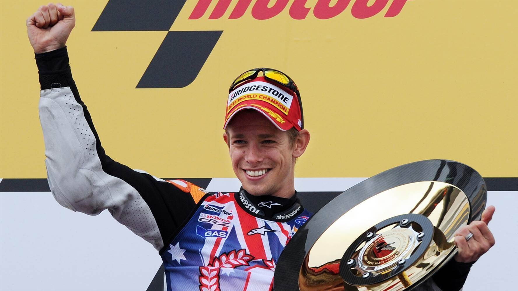 """Casey Stoner could've """"won as many titles as he wanted"""""""