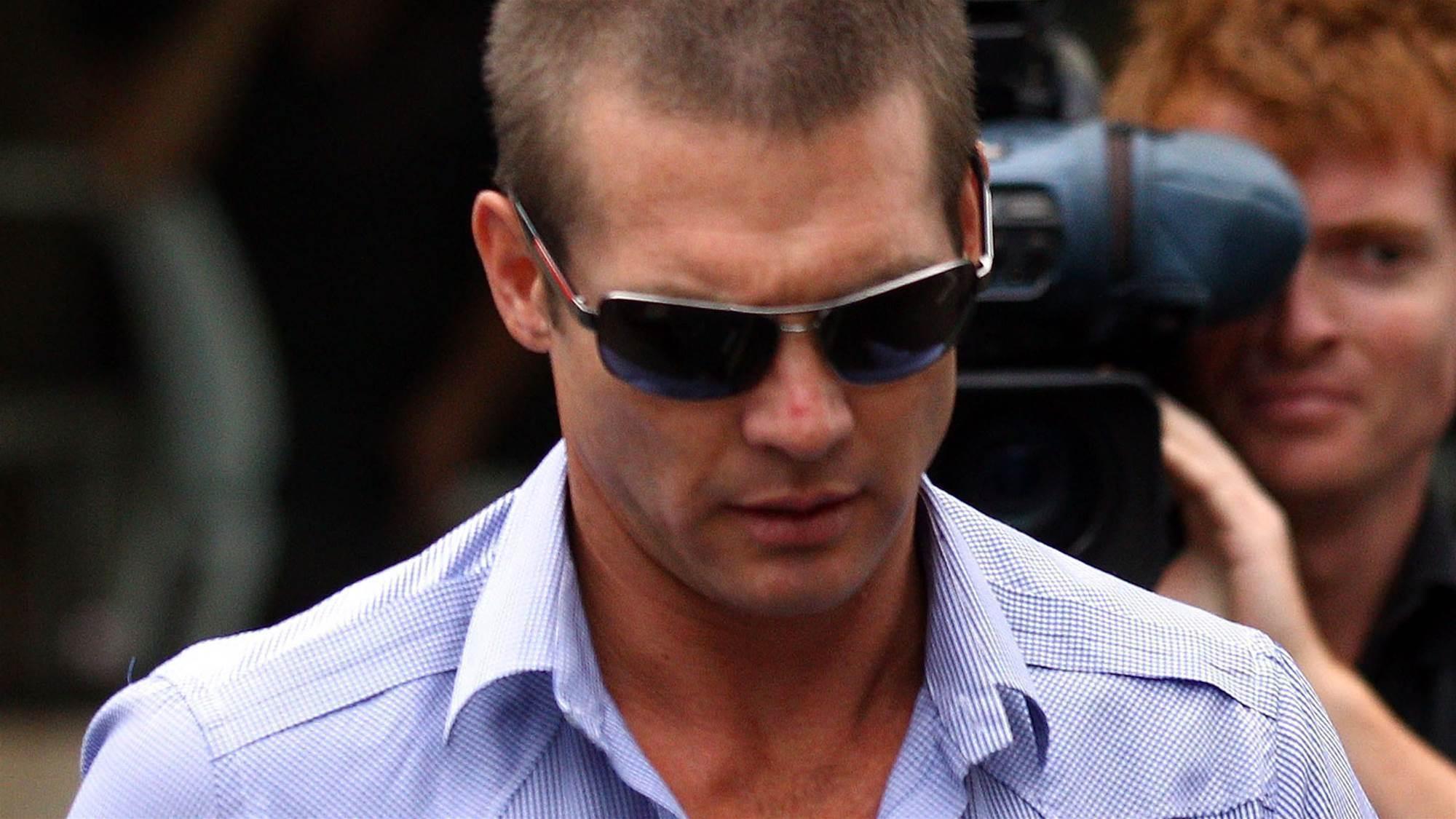 Ben Cousins assaulted in Prison
